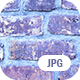 Colorful Brick Wall Backgrounds - GraphicRiver Item for Sale