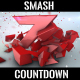 Countdown Smash Shatter Celebration - VideoHive Item for Sale