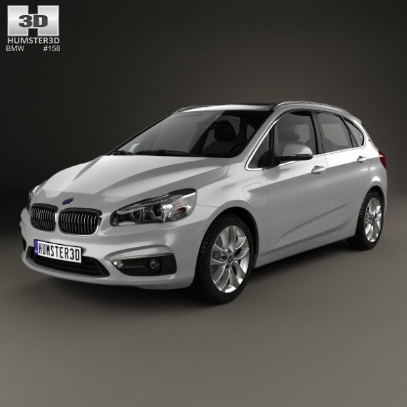 Bmw 2 Series F45 Active Tourer Electrical 2016