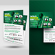 Conference Flyer with Postcard Bundle - GraphicRiver Item for Sale