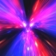Abstract Jump in Space in Hyperspace Among Stars and Flying in the Wormhole - VideoHive Item for Sale