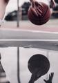 Dribbling a Basketball - PhotoDune Item for Sale