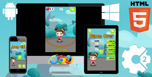 Jump girl            Nulled