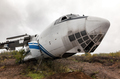 Broken airliner on the ground - PhotoDune Item for Sale