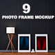 Photo Frame Mockups Vol. 2