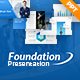 Foundation Premium Presentation Template - GraphicRiver Item for Sale