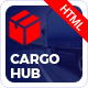 Cargo HUB - Transport HTML Template for Transportation, Logistics and Shipping Companies - ThemeForest Item for Sale