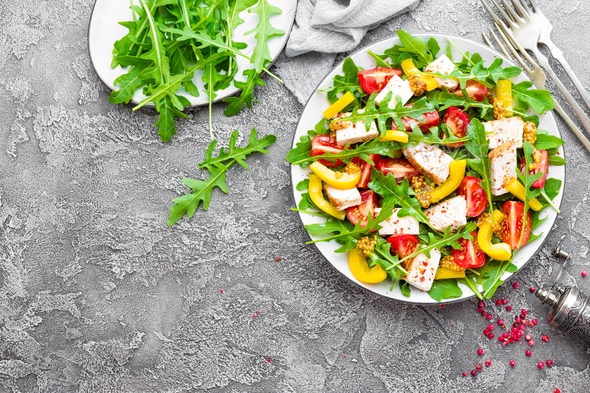 Chicken salad - Stock Photo - Images