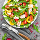 Chicken fillet with fresh vegetable salad - PhotoDune Item for Sale