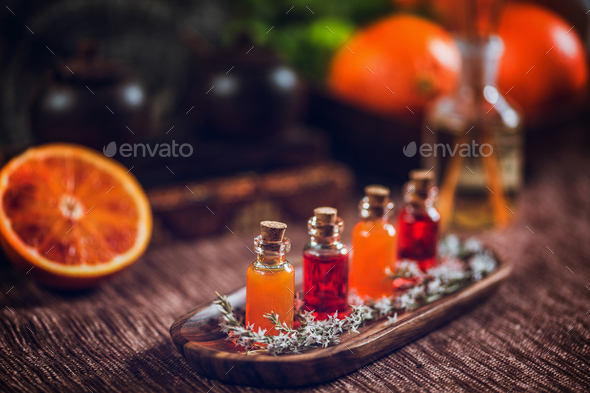 Aromatherapy - Stock Photo - Images