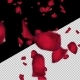 Falling Petals of Roses with an Alpha Channel - VideoHive Item for Sale