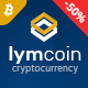 Free Download Lymcoin | Cryptocurrency & ICO WordPress Theme Nulled