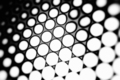 Black and white honeycomb background - PhotoDune Item for Sale