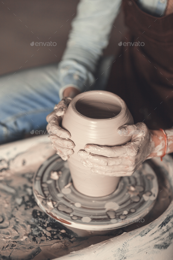 Young master at work - Stock Photo - Images