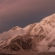 Evening Sunset Over Everest - VideoHive Item for Sale