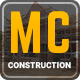Multicon - Multi-Purpose Construction Industry Theme