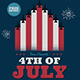 4th Of July Celebration Flyer - GraphicRiver Item for Sale