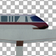 Monorail Train - Speed Train - VideoHive Item for Sale