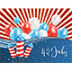 Independence Day Background - GraphicRiver Item for Sale