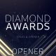 Diamond Awards Opener - VideoHive Item for Sale