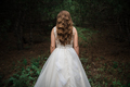 Bride in the forest - PhotoDune Item for Sale