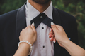 Groom at wedding tuxedo in the forest - PhotoDune Item for Sale