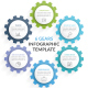 Six Gears - GraphicRiver Item for Sale