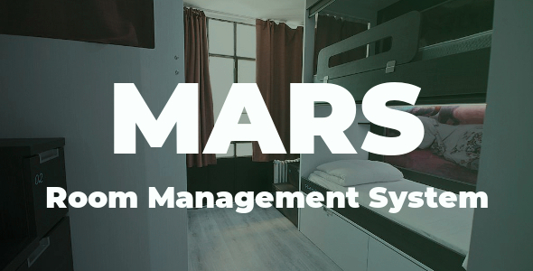 Mars | Room Management System - CodeCanyon Item for Sale