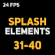 Free Download Liquid Elements 2 Splashes 31-40 Nulled