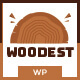 Free Download Woodest - Wood Carpentry WordPress Theme Nulled
