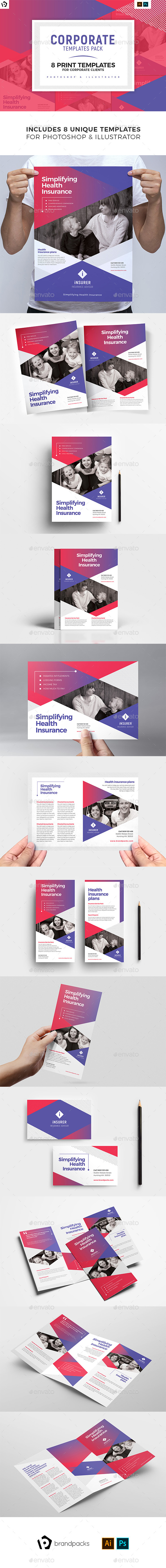 Corporate Templates Bundle - Corporate Flyers