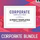 Corporate Templates Bundle