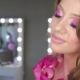 Charming Young Woman with Pink Make-up - VideoHive Item for Sale