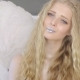 Beautiful Young Blond Woman Posing at Camera - VideoHive Item for Sale