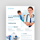 Flyer – Hospital Health - GraphicRiver Item for Sale