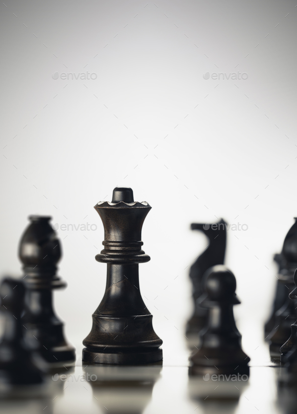 Chess Game - Stock Photo - Images