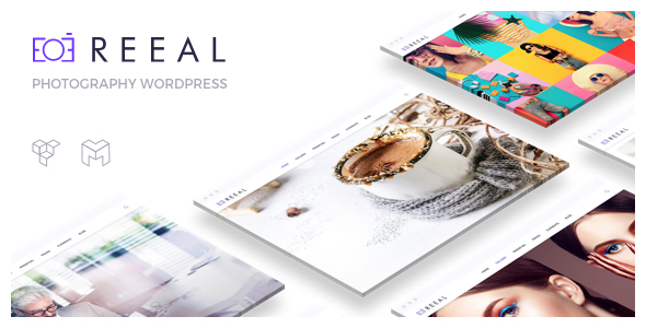 Image of Reeal | Photography WordPress for Photography