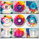 Colorful CD/DVD Album Covers Bundle Vol. 7 - GraphicRiver Item for Sale