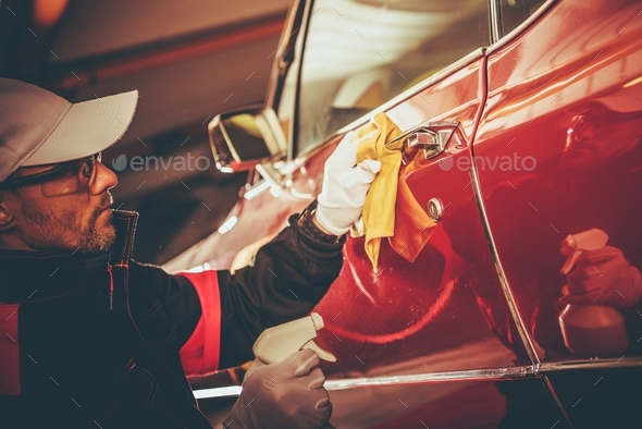 Car Body Restoration - Stock Photo - Images