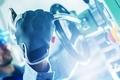 Machine Operator Closeup - PhotoDune Item for Sale