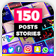 Instagram Posts and Stories Pack - VideoHive Item for Sale