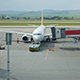 Plane At The Airport - VideoHive Item for Sale