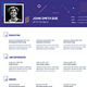 UI UX Designer Resume Template - GraphicRiver Item for Sale