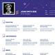 UI UX Designer Resume Template - GraphicRiver Item for Sale