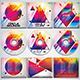 Colorful CD/DVD Album Covers Bundle Vol. 8