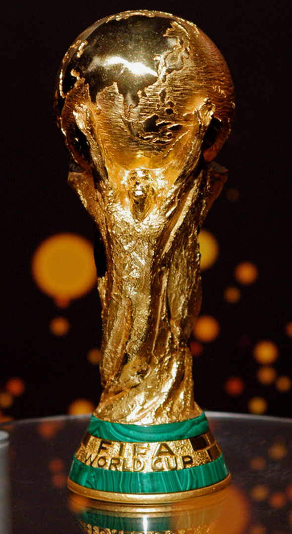 WORLD CUP TROPHY - 3DOcean Item for Sale