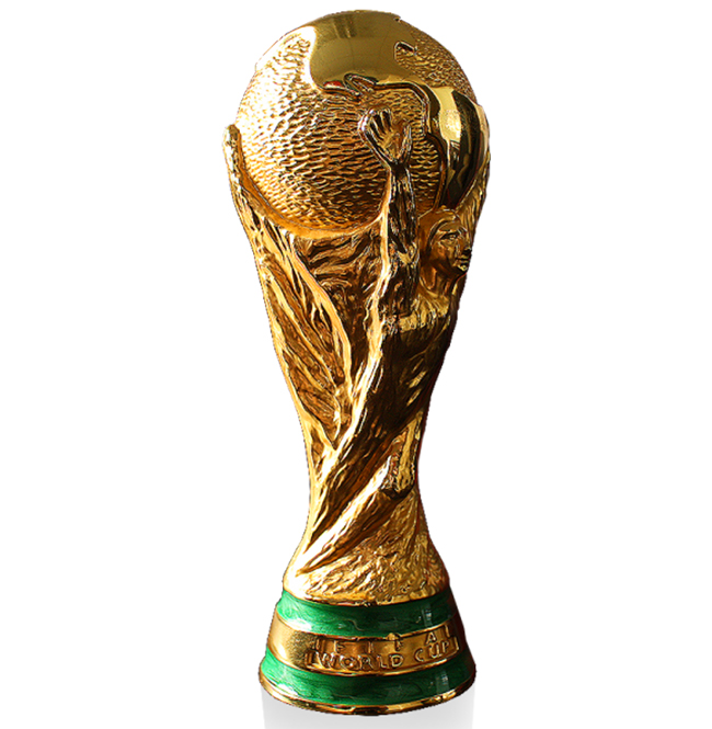 d926bb6af87 WORLD CUP TROPHY by vikibwire | 3DOcean