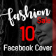 Fashion Facebook Cover Templates (10-Covers) - GraphicRiver Item for Sale