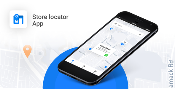 Store Locator Android App   Locate Store, Branches, ATM, Showrooms and many more - CodeCanyon Item for Sale