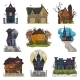 Haunted Castles - GraphicRiver Item for Sale